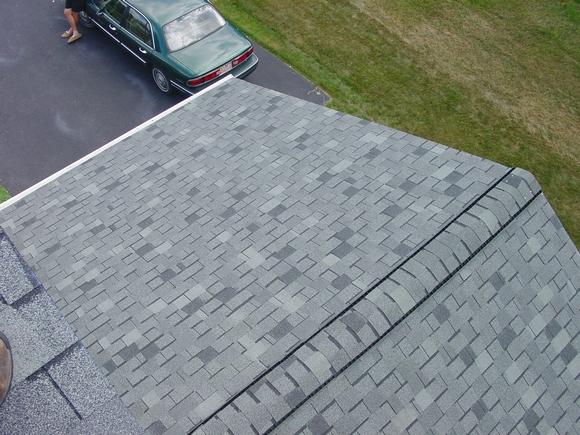 shingle vent II angled view