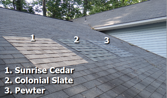 Choosing Your Roof Colors