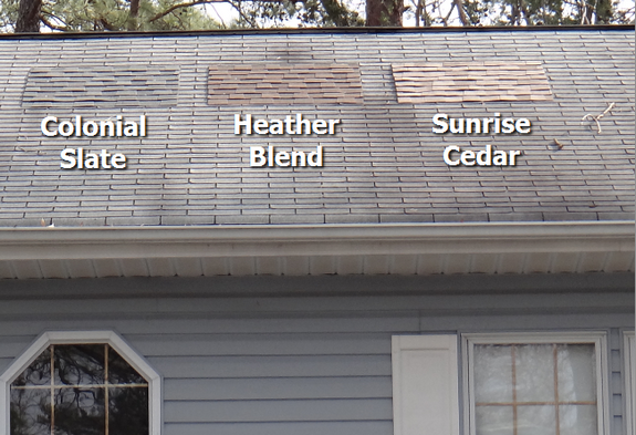 Choosing your roof colors for Roofing colors how to choose