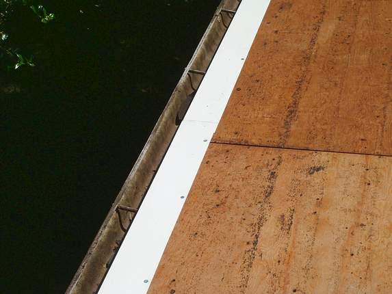 Md Drip Edge Drip Edge Installed Custom Aluminum