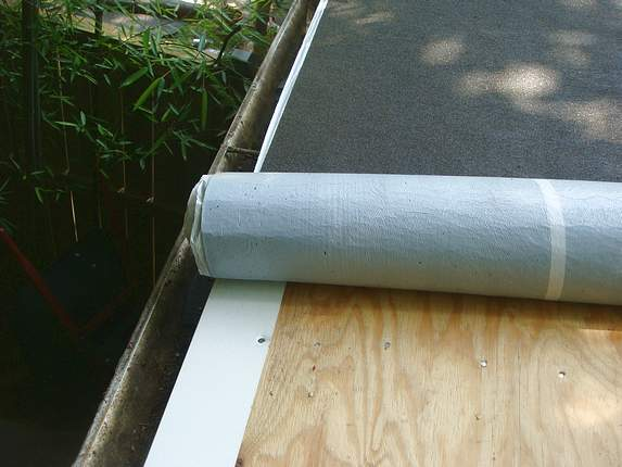 Rolled Roof Installation Md Drip Edge - Drip Edge Installed - Custom Aluminum