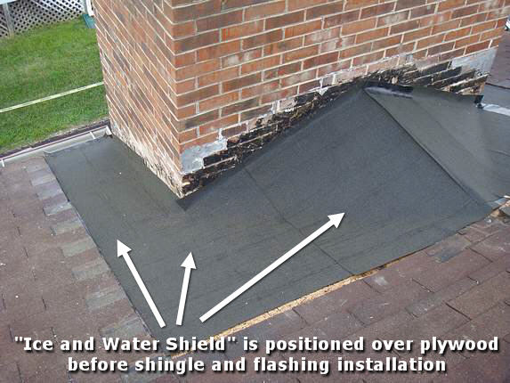 Is This Roof Ice Shield Sketchy Roofer Redflagdeals