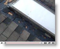 Repairing a Leaky Skylight Video