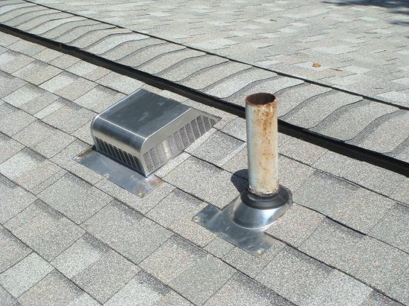 Roof Flashing: New Roof Flashing