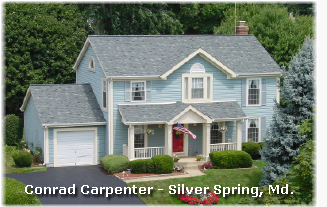 Silver Spring Maryland Roof Repair