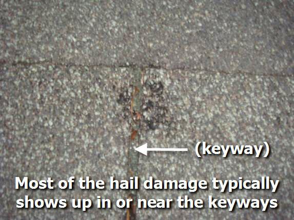 Waldorf Md Roof Hail Damage