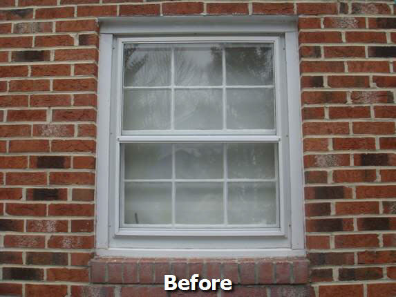Window replacement old window replacement for Installing vinyl replacement windows