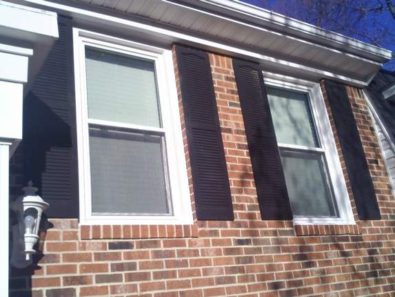 Picture of siding on mansard homes joy studio design for Best vinyl windows reviews