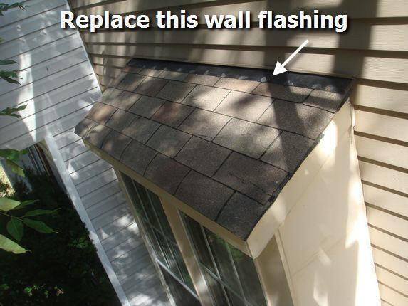 Wall Flashing Photo