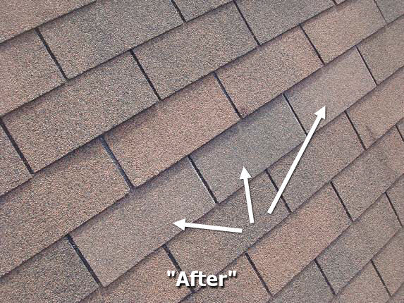 Certainteed XT25 Shingles Replaced