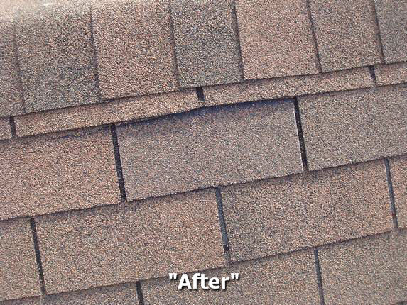 Certainteed XT25 Cedar Brown Shingles