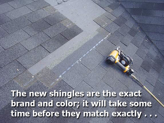 New Certainteed Shingles