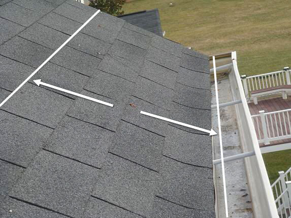 What is a Drip Edge Drip Edge Into The Gutter