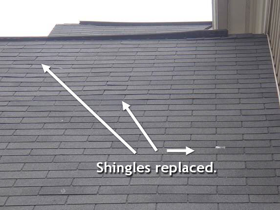 Md Roof Repair Completed Successfully
