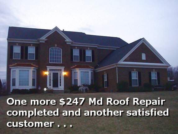 Md Roof Repair Success