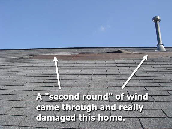 Certainteed wind shingles