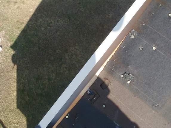 roof rake edge