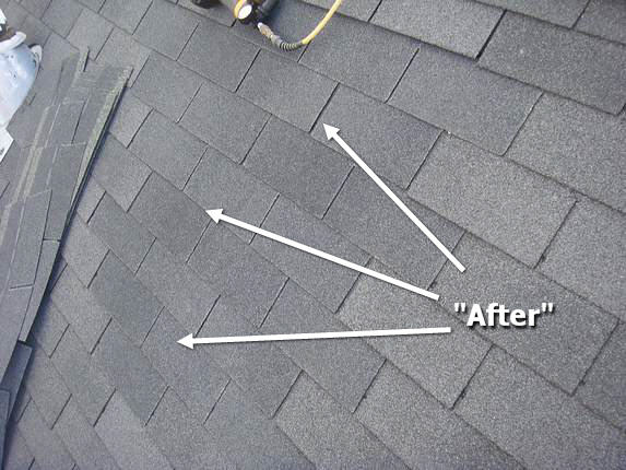 Certainteed Moire Black Shingle Match