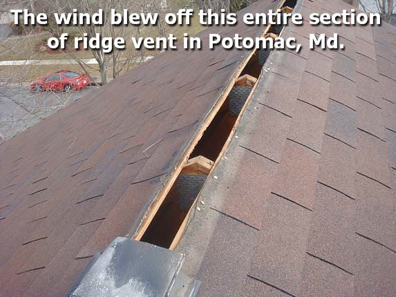 Potomac Md Roof Repair Potomac Roof Pictures Posted Online