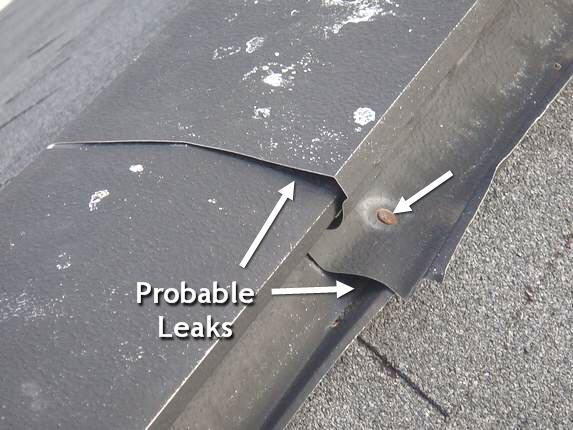 Metal Roof Metal Roof Sealant For Leaks