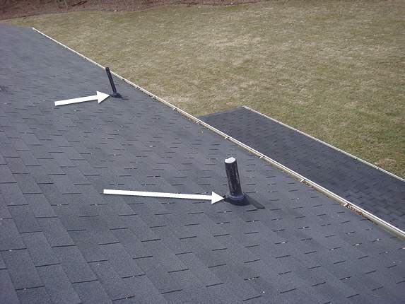 roof deck leaks