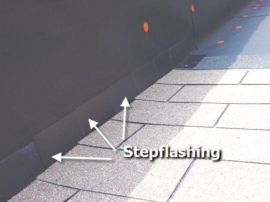 maryland step flashing