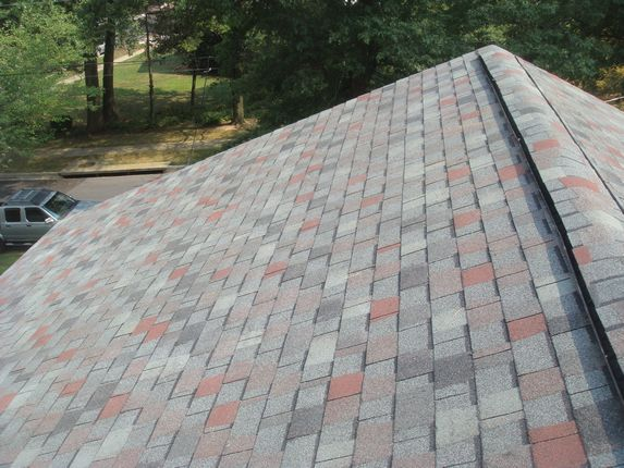 Certainteed shingles and Shingle Vent II