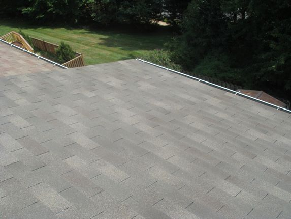 New roof completed