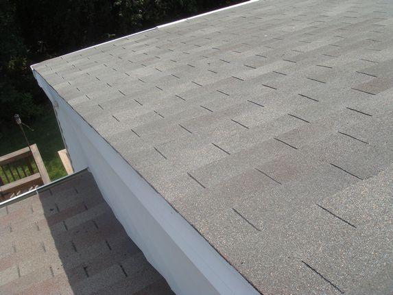 Chalk lines help keep cuts straight