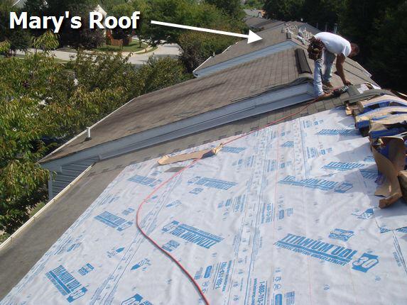 Laurel new roof #2