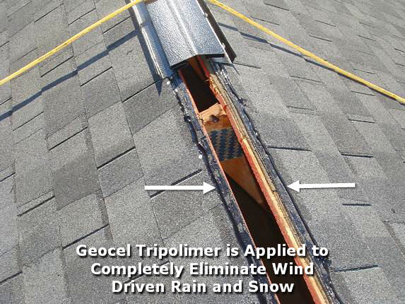 Roofing Edge Vent Amp Turtle Vents