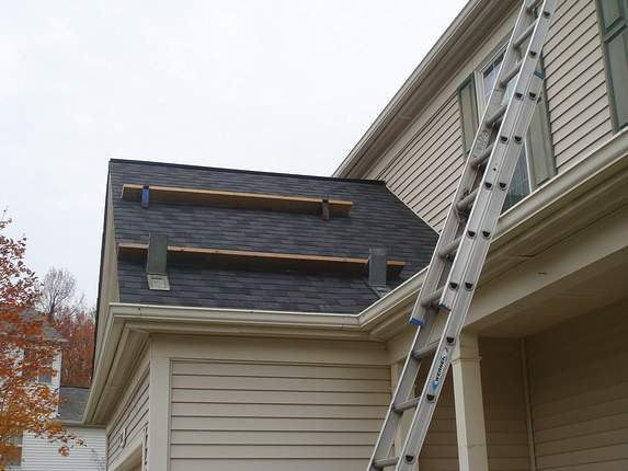 Roof Jacks for Roofing Safety