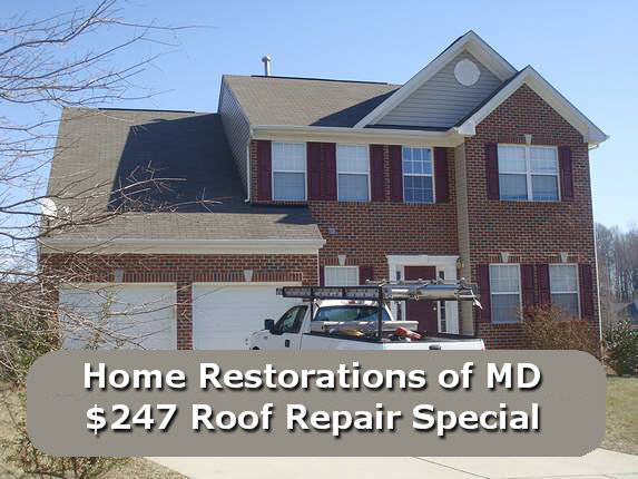 Upper Marlboro Md Shingle Roof Repair
