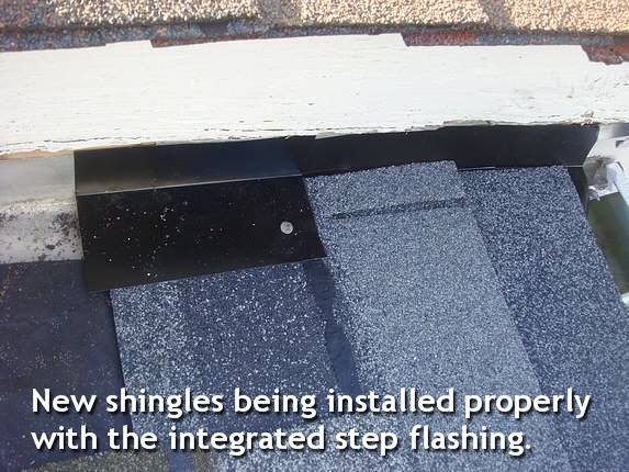 New step flashing