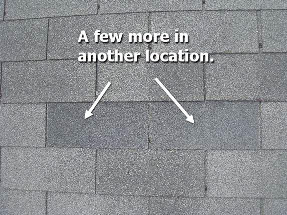 New roof repair