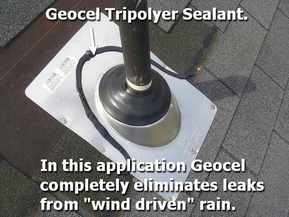 Geocel Tripolymer Sealant