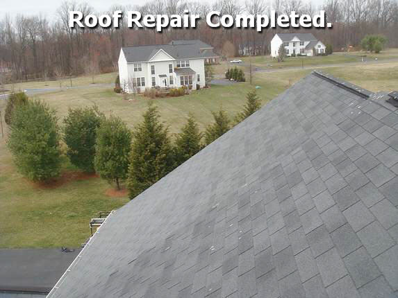 $247 Maryland Roof Repair completed