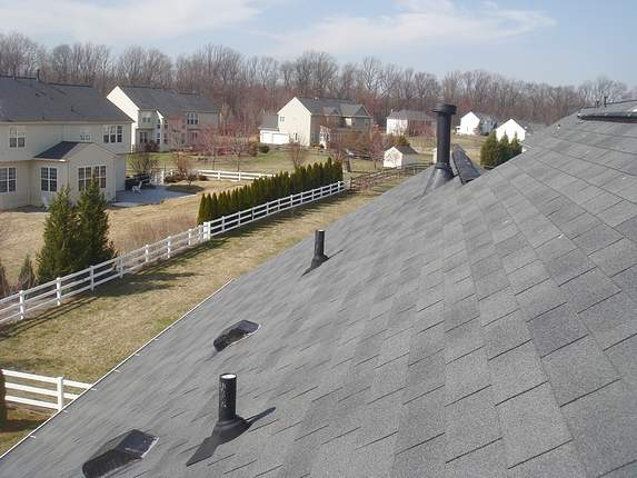 Certainteed Roof with 10/12 pitch