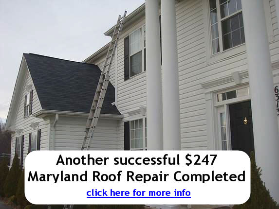 Maryland Roof Repair
